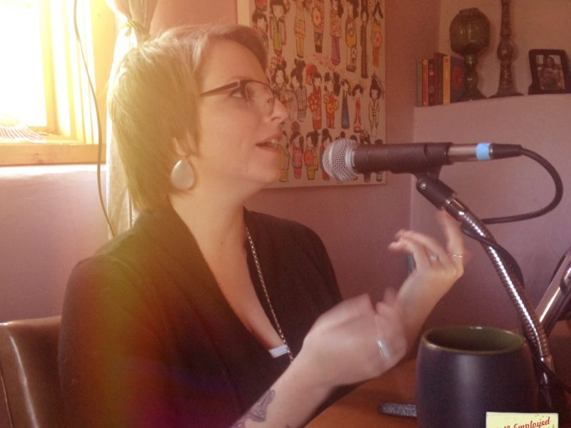 Self-Employed Happy Hour Podcast: Designer Lori Patton