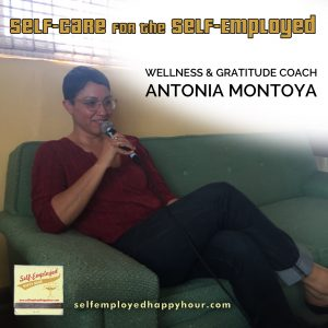 Wellness Coach Antonia Montoya - Peri Pakroo, Author and Coach