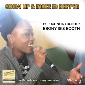 Burque Noir Founder Ebony Isis Booth - Peri Pakroo, Author and Coach