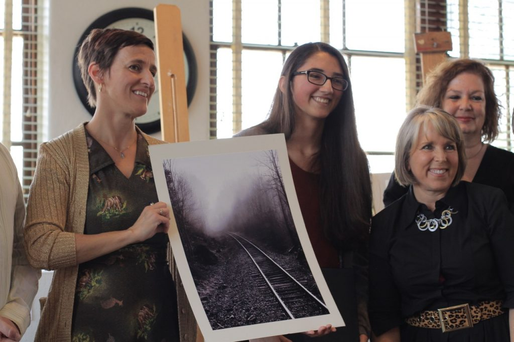 Congressional Art Competition hosted by Rep. Michelle Lujan Grisham - Peri Pakroo, Author and Coach