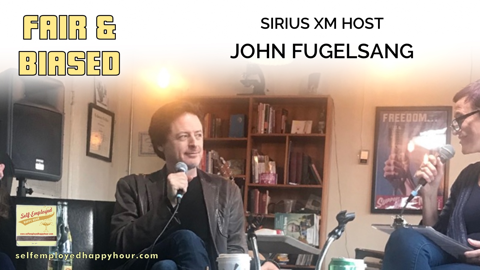Fair & Biased: John Fugelsang
