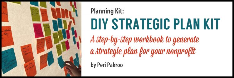 DIY Strategic Plan Kit by Peri Pakroo - Peri Pakroo, Author and Coach