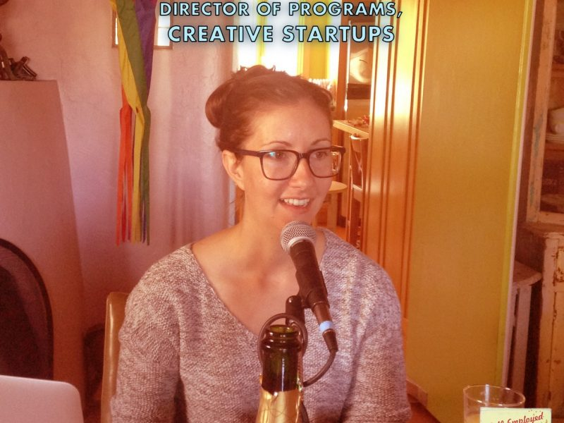 Self-Employed Happy Hour Podcast: Roxanne Blair
