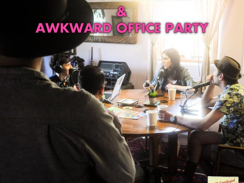 Self-Employed Happy Hour Podcast: Season Finale & Awkward Office Party