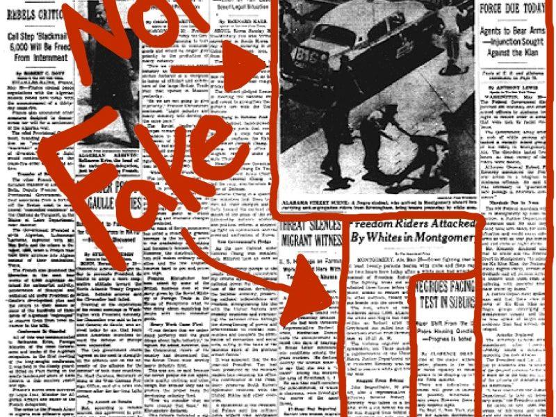How I'm Boycotting Fake News on MLK Day