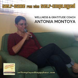 Wellness Coach Antonia Montoya - Peri Pakroo, Author and Coach