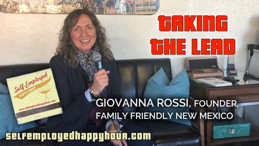 Giovanna Rossi, Founder, Family Friendly Business Award - Peri Pakroo, Author and Coach