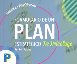 Formulario de un Plan Estrategico - Peri Pakroo, Author and Coach