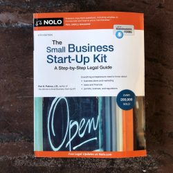 11th ed. of The Small Business Start-Up Kit - peripakroo.com
