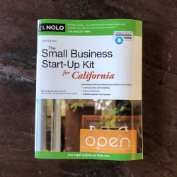 13th ed. of The Small Business Start-Up Kit for California - peripakroo.com