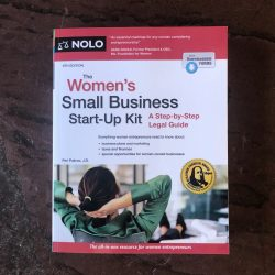 6th edition of The Women's Small Business Start-Up Kit - peripakroo.com