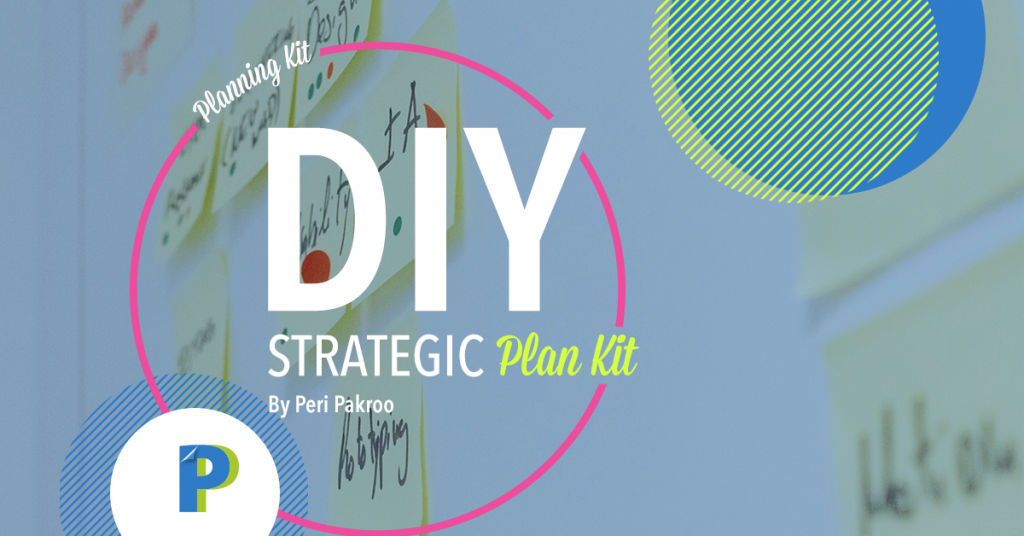 DIY Strategic Plan Kit - Peri Pakroo, Author and Coach