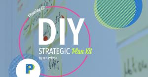 DIY Strategic Plan Kit - Peri Pakroo, Author and Coach